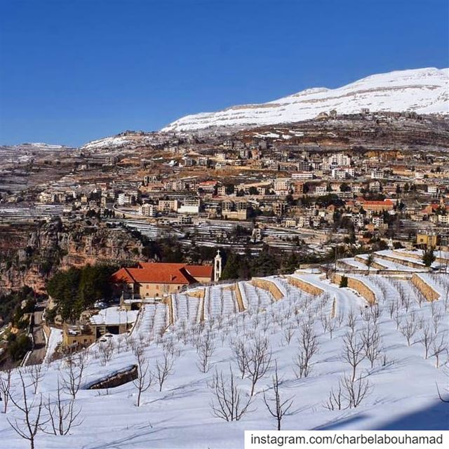 Blessed Sunday lebanon livelovelebanon livelovebeirut beiruting... (Bcharré, Liban-Nord, Lebanon)