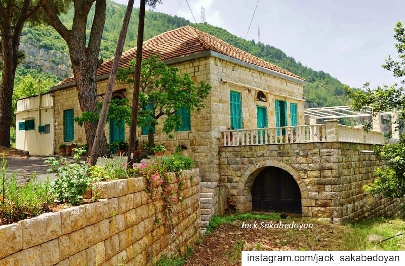 From Yahchouch village  yahchouch  mountlebanon  montliban  lebanon  liban...
