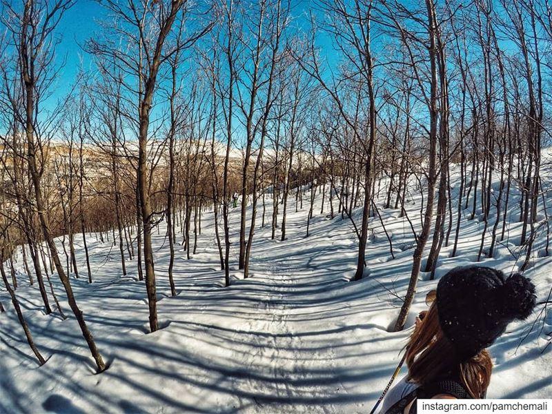 """Solivagant"" (adj.) : Wandering alone@ahlamvillage goprohero5 ... (AHLAM Golf & Mountain Village)"