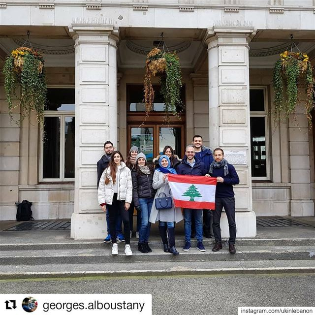 Great initiative @georges.alboustany and fellow Lebanese setting up @qm_le