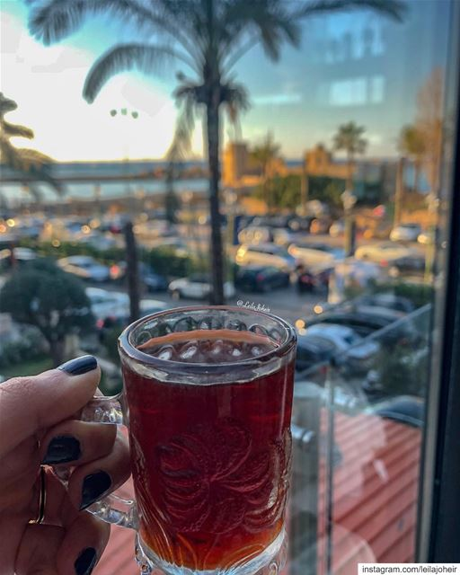 Good morning... tea teatime oldcity livelovesaida lebanesehouse ...
