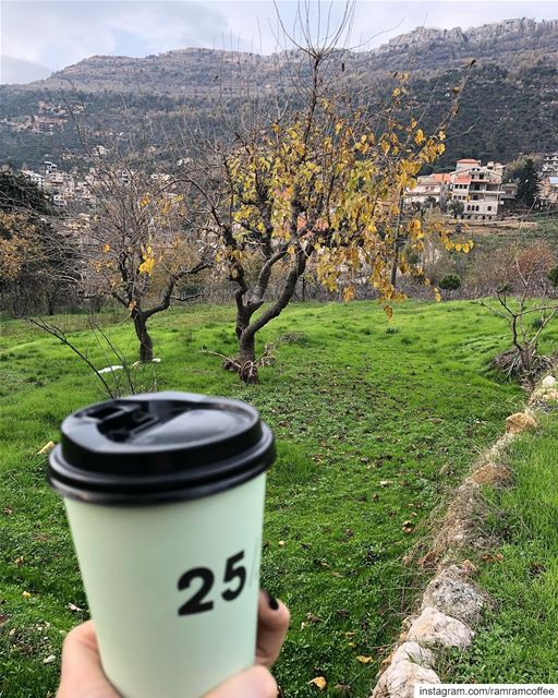 ولي قلب بك تعلق ☕️💚...... ramramcoffee turkishcoffee ...