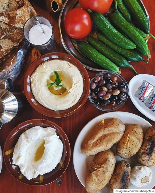 The best kind of spread! I can have this everyday.. What's your favorite... (Jalset al erzal)