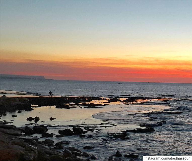 🌅............. tripoli Lebanon sunset ElMina Mina ... (Tripoli, Lebanon)