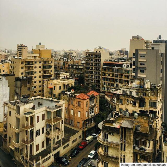 Beautiful Chaos. beirut lebanon weekend sunset livelovelebanon ... (Beirut, Lebanon)