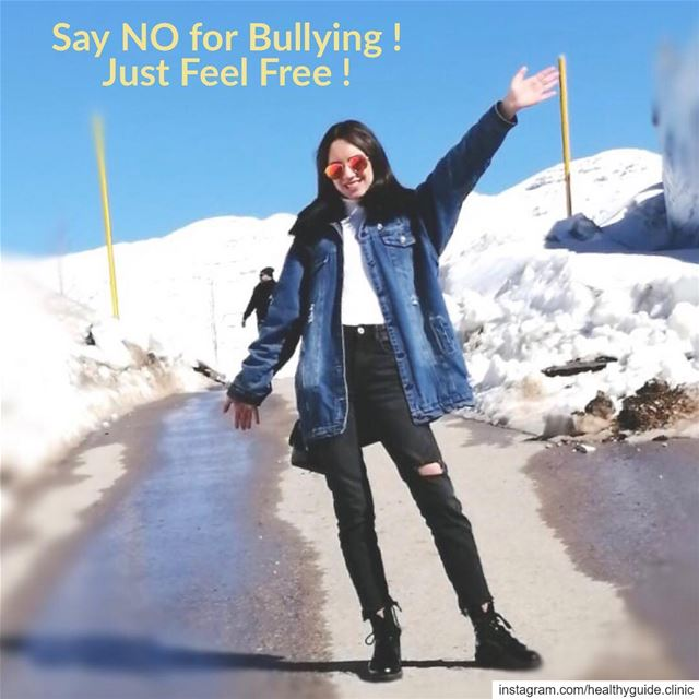 What do you think about bullying 🤭?!It's okay to dislike someone BUT it's