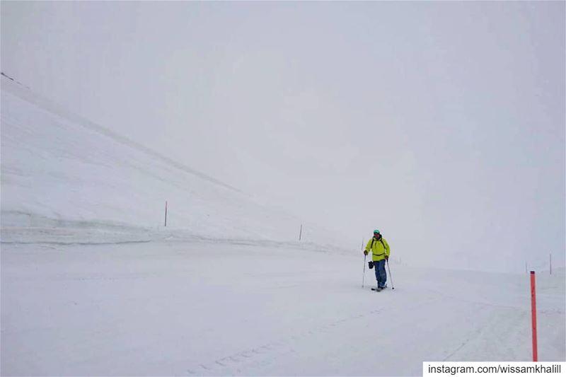 ski de randonnée farayalovers mzaar mzaarskiresort lebanon ... (Mzaar Ski Resort)
