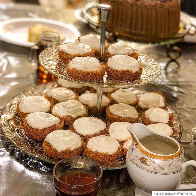 swipeleft 👁عثملية بالقشطة 🤤 ......@amirachaar homemade arabic ... (Laval, Quebec)