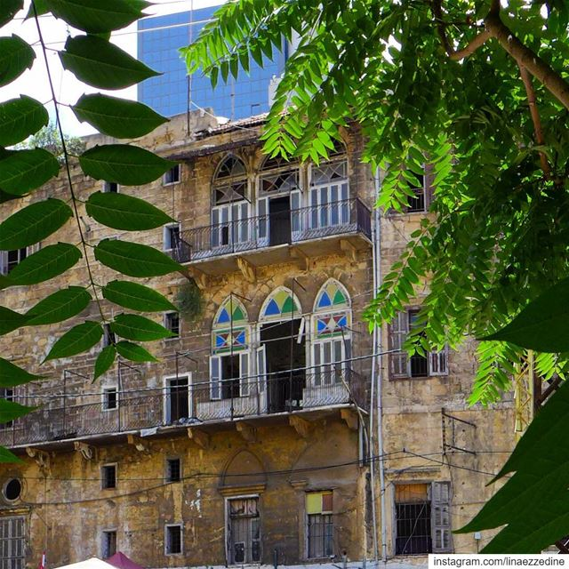 Modernisme, overlooking history.. abandonedplaces beirut ... (Ain El Mreisse, Beyrouth, Lebanon)