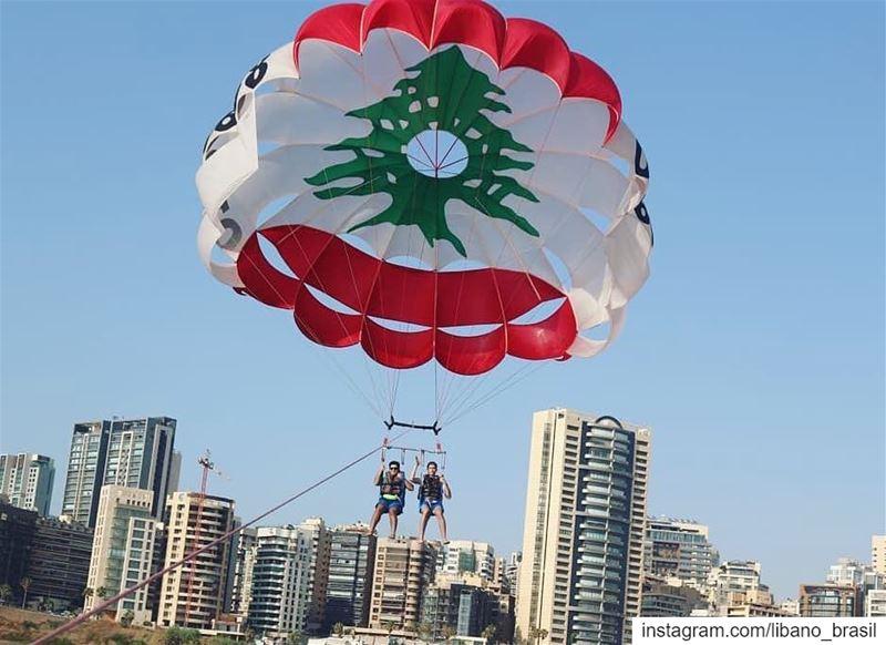 🇱🇧🇧🇷 Que a semana de todos seja tão incrível quanto esta foto do @hadin (Mövenpick Hotel & Resort Beirut)