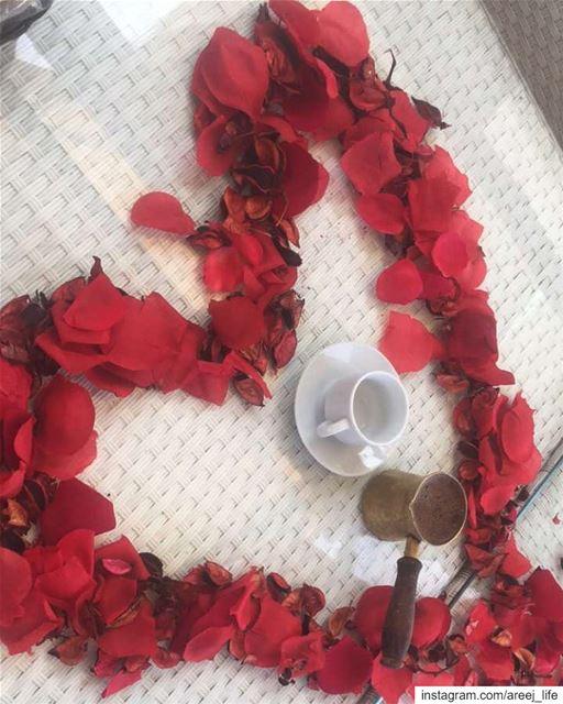 """عـندمـا يأتي الحب ❤️على هيئة """"قهوة""""☕️ قهوة المساء الحب (Amar - قمر)"""