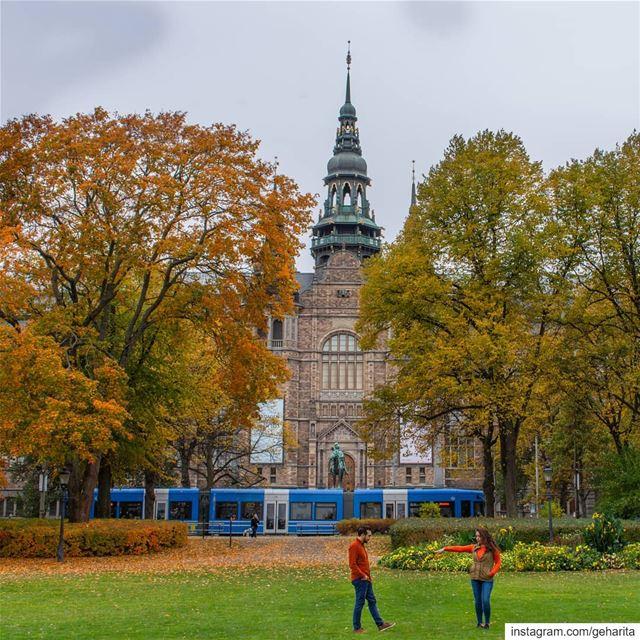 tΛkξ mÿ ∏Λ∩Ð, Λ∩Ð wξ'll mΛkξ ¡t 🌍♥️ @christoo00...... travelsweden... (Nordiska museet)