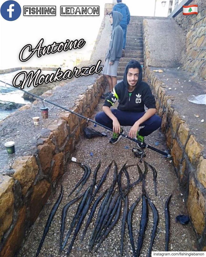@moukarzelantoine & @fishinglebanon - @instagramfishing @jiggingworld @what (Ain El Mreisse, Beyrouth, Lebanon)