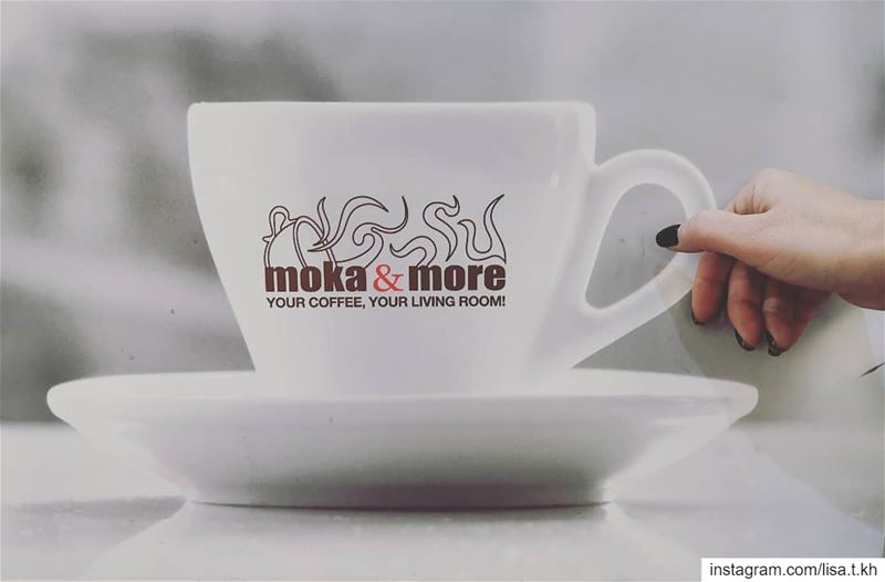 B O N J O U R ☕ 😊....... coffeeanyone  morning  goodmorning ... (Moka & More)