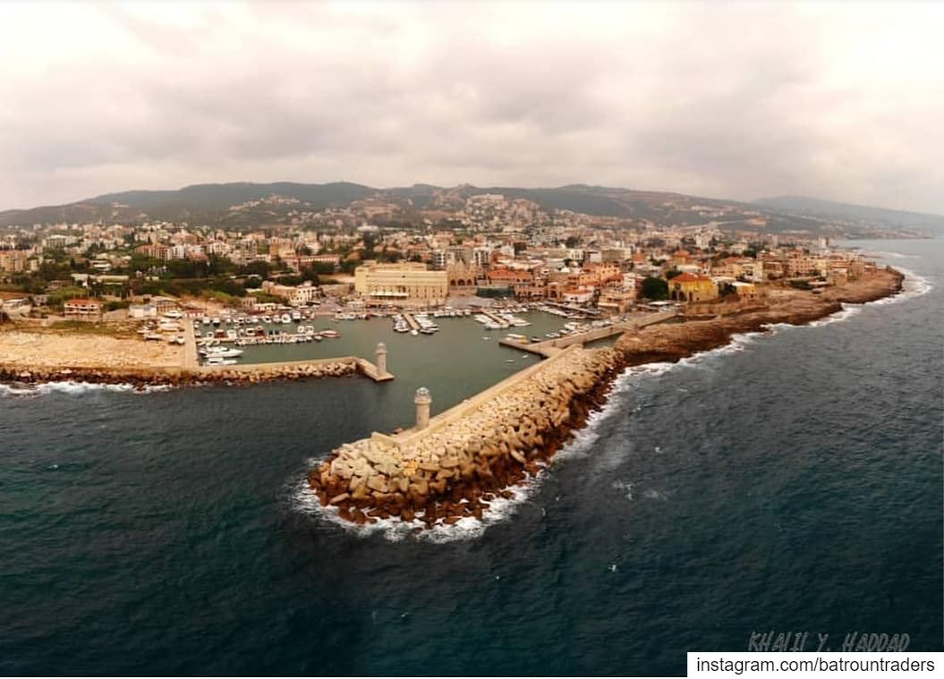 batroun  البترون_سفرة  city_by_the_sea  port  marina  fishermen ... (Batroûn)