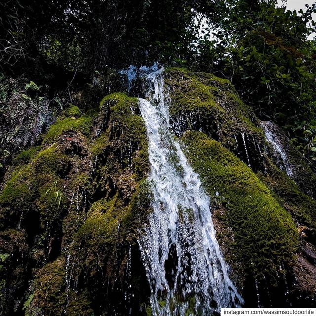 Cry a river build a bridge..... get over it lebanon annaharnewspaper ... (Wadi Jhanam)