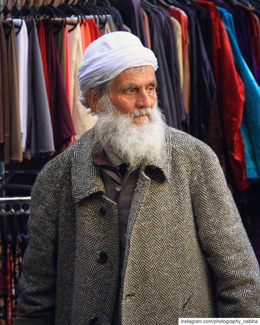 White beard man local village beirut photography Lebanon canon7d ...