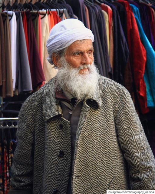 White beard man local village beirut photography Lebanon canon7d ...