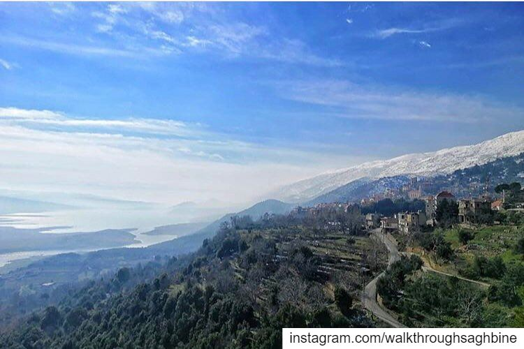 Repost @nadim_mansour ・・・Perfect sunday............... .... (Saghbîne, Béqaa, Lebanon)