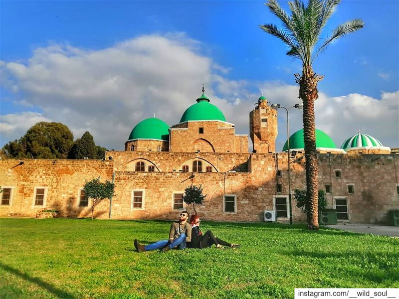 .... mosque  lebanon  beautifullebanon  beautifuldestinations ... (Taynal Mosque)