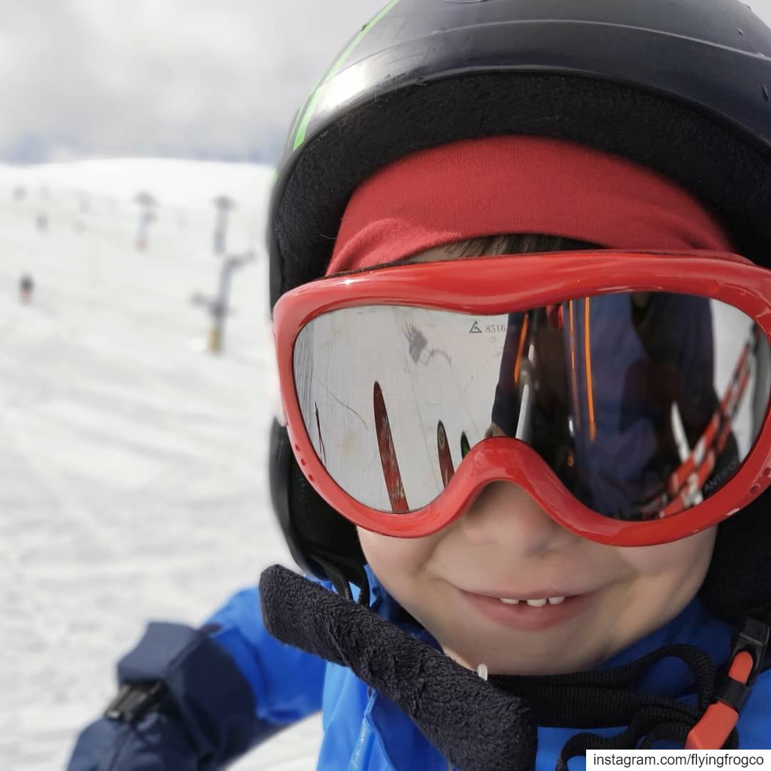 Sharing our passion for skiing beyond language barriers.All the way from... (Mzaar Ski Resort)