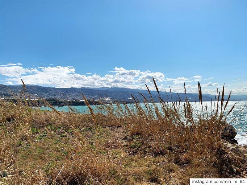 landscape nature landscapes sky naturephotography photography ... (Byblos, Lebanon)