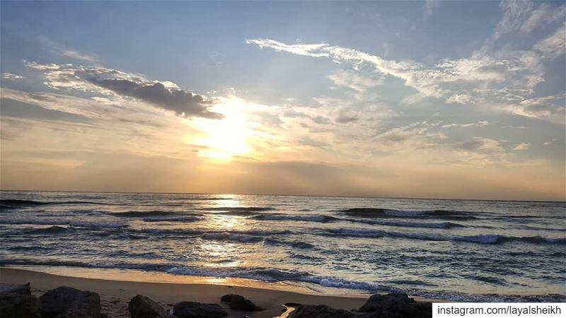 sunset sunsetlover beirut lebanon🇱🇧 ...