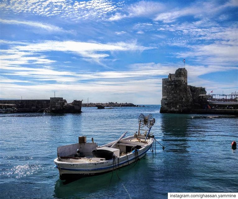 Eternal Byblos...By  Ghassan_Yammine  byblos  livelovebyblos ... (Byblos, Lebanon)