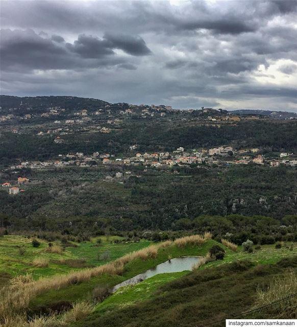 landscape winter walk outdoors neverstopexploring getoutside ... (Baabdâte, Mont-Liban, Lebanon)