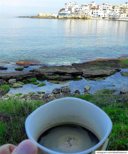 Good morning 🌊☕🌊........... morning صباح_الخير ... (NCMS-National Center for Marine Sciences / CNRS-Lebanon)