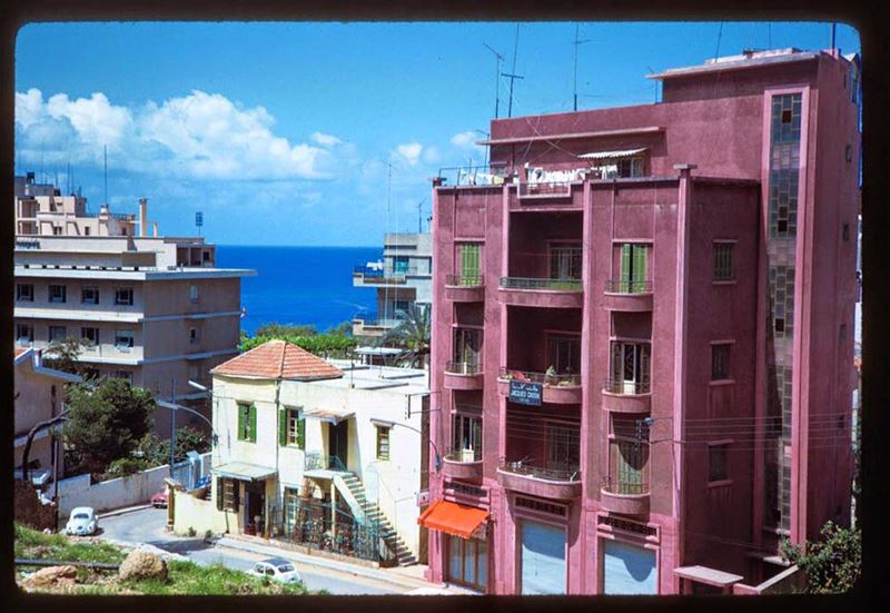 Beirut in the 1960s