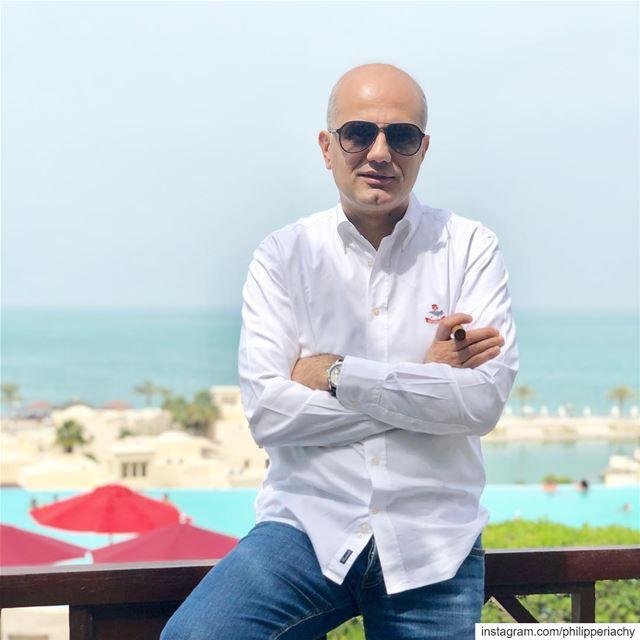 الخيل والليل والبيدأ تعرفني ولا عشرة عالشجرة.... morning view resort... (The Cove Rotana Resort Ras Al Khaimah)