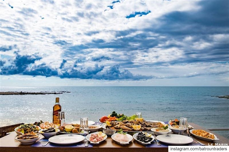 batroun restaurants البترون_سفرة lemarin seafood mediterranean ... (Batroûn)