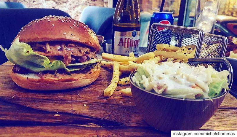 Lebanon Batroun KeelBistrotBar Italian Burger Affligem ... (KEEL Bistrot Bar)