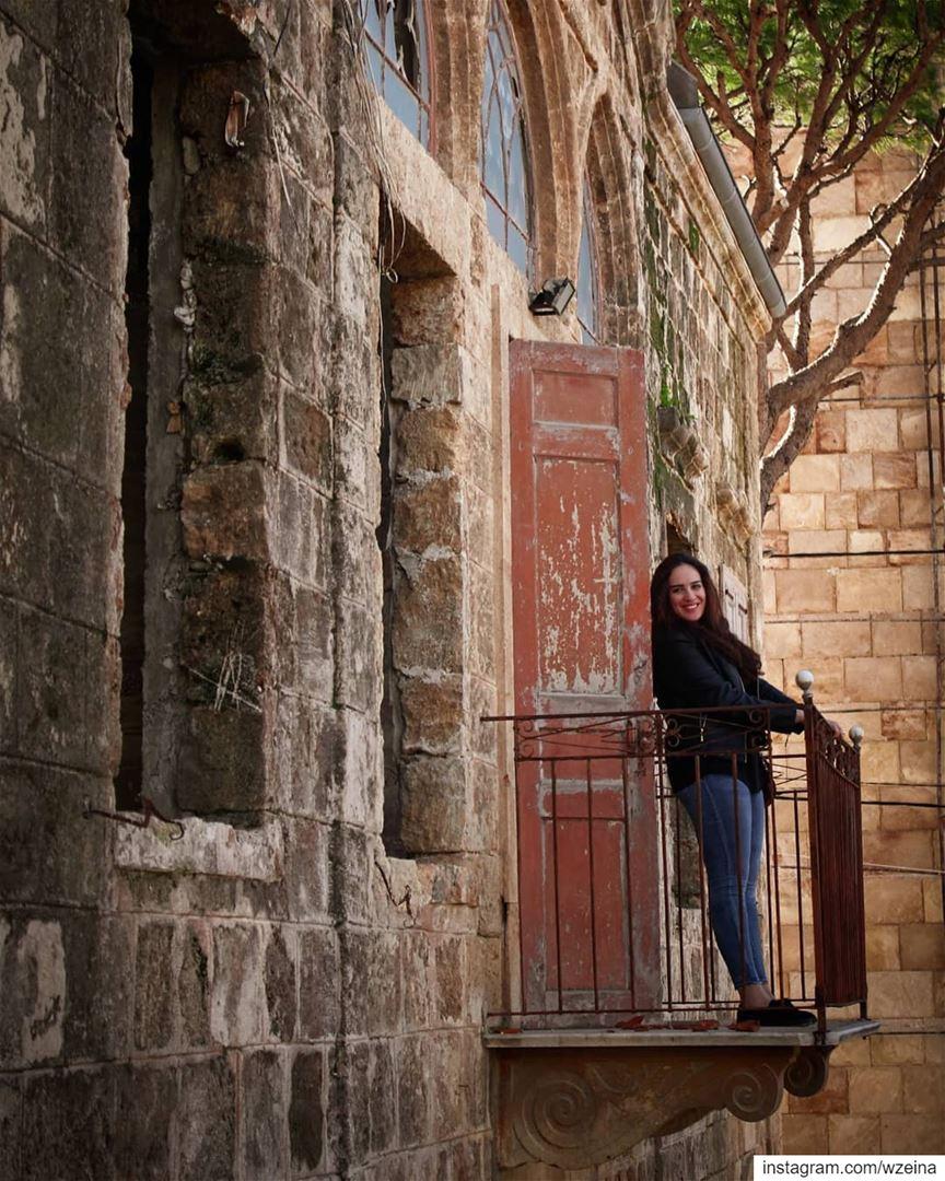 ~Balcony~... lebanon hiddengems art abandonedart ...