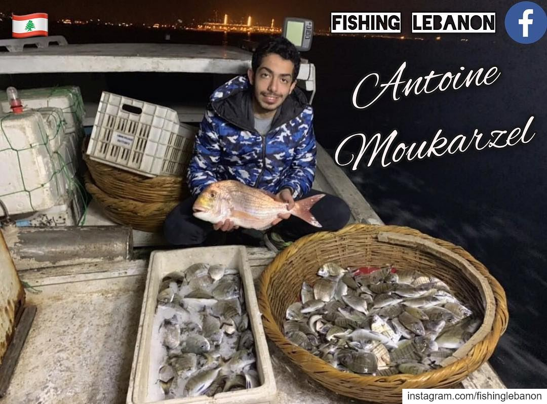 @moukarzelantoine & @fishinglebanon - @instagramfishing @jiggingworld @what (Beirut, Lebanon)