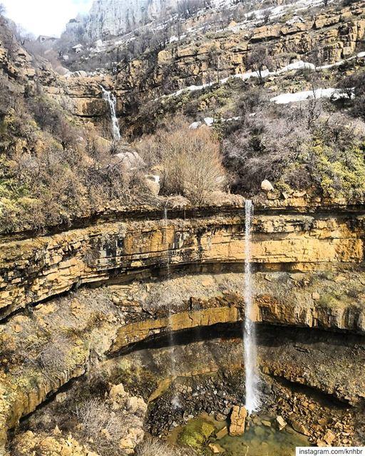 backto chasingwaterfalls livelovehiking mountain snowhike winterhike...