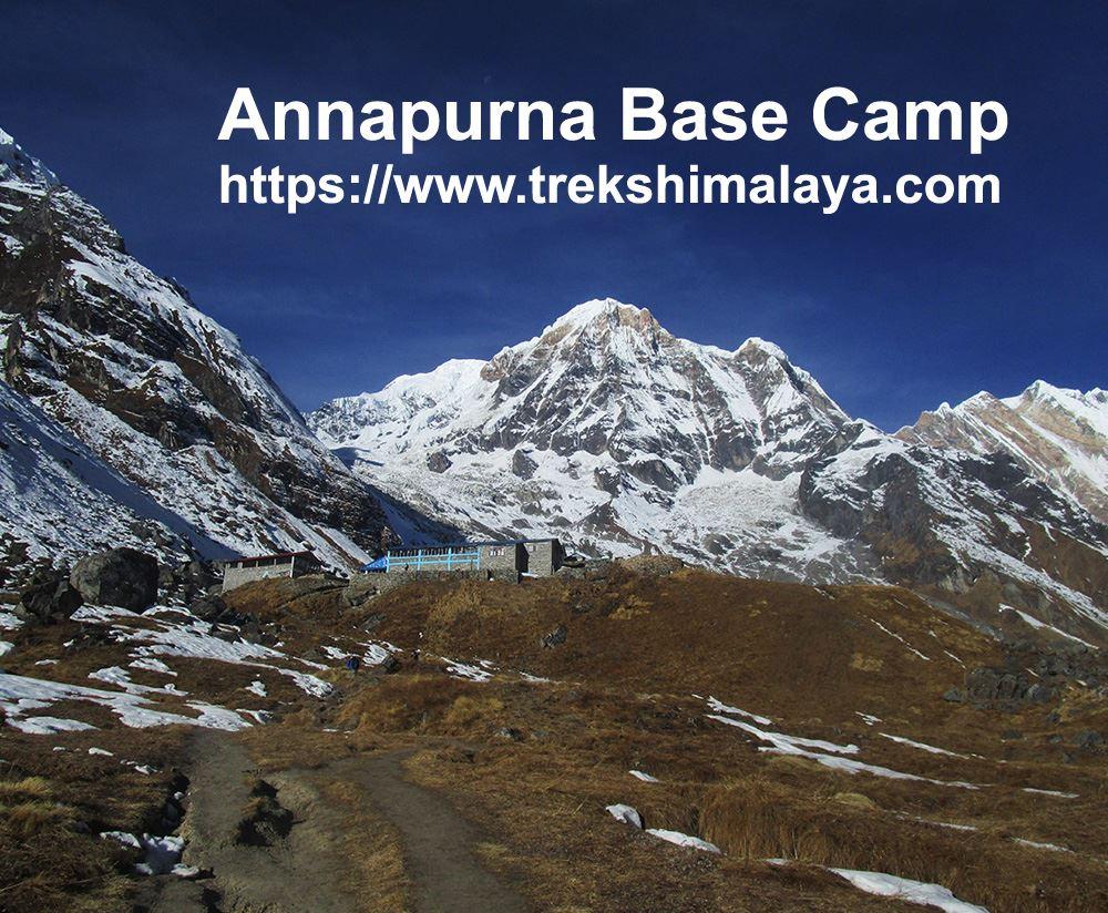 Trekking in Nepal - 1