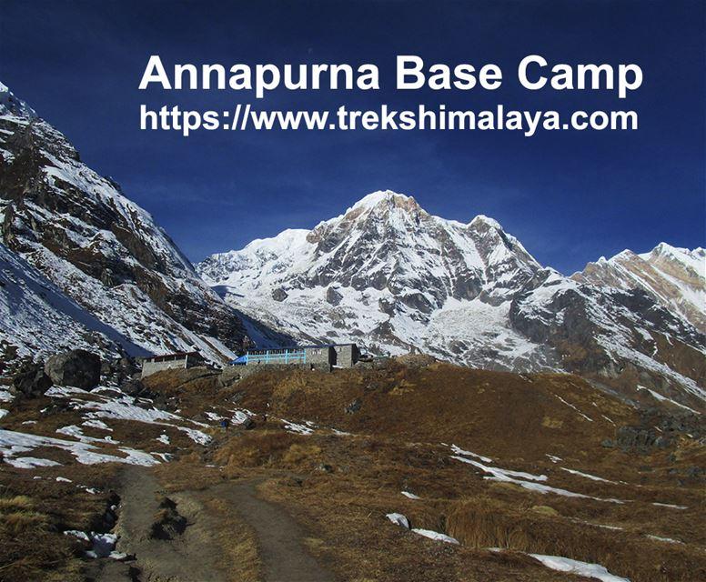 Trekking in Nepal - 4