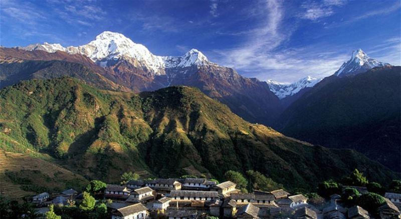 Trekking in Nepal - 13