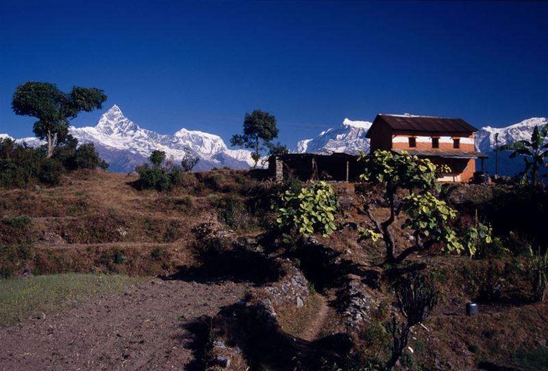 Trekking in Nepal - 16