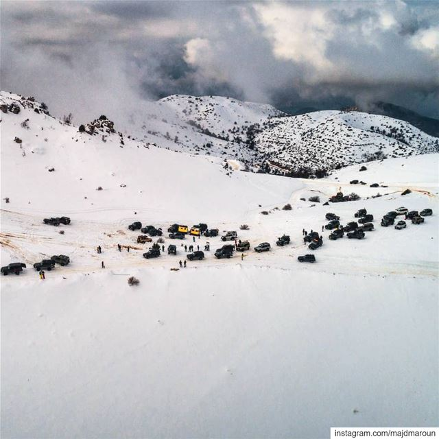 L O S T 🔎🗺••• lebanon nature snow snowmountain fromwhereidrone ... (Lebanon)