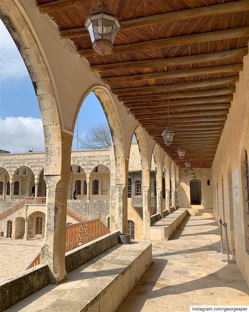 1788 ~ 1818 • Beit El Dine Palace • Lebanon 🇱🇧..... livelovebeirut... (Beiteddine Palace)