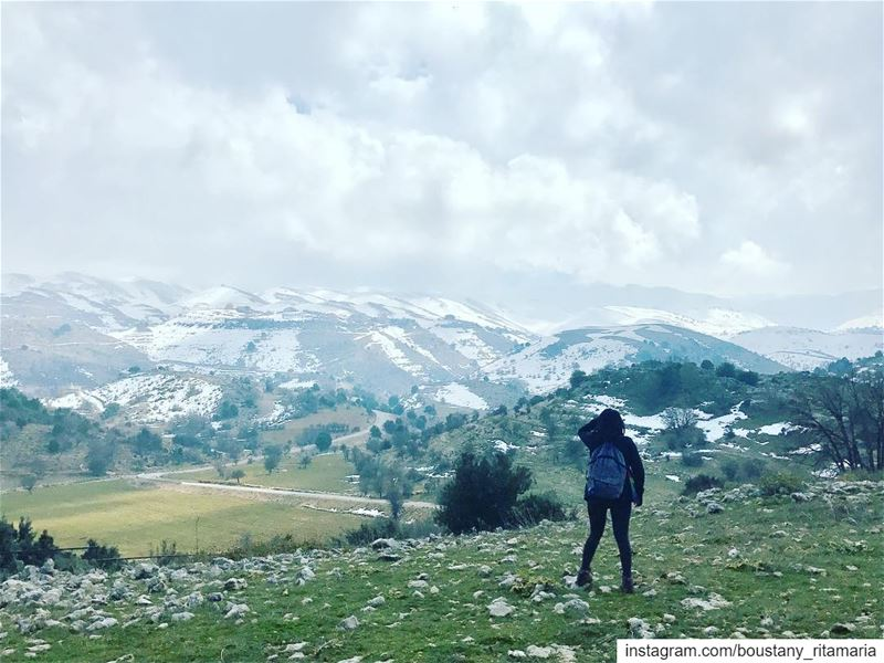 An astounding place that made me realize that life is all about nature...💚 (Zgharta District)