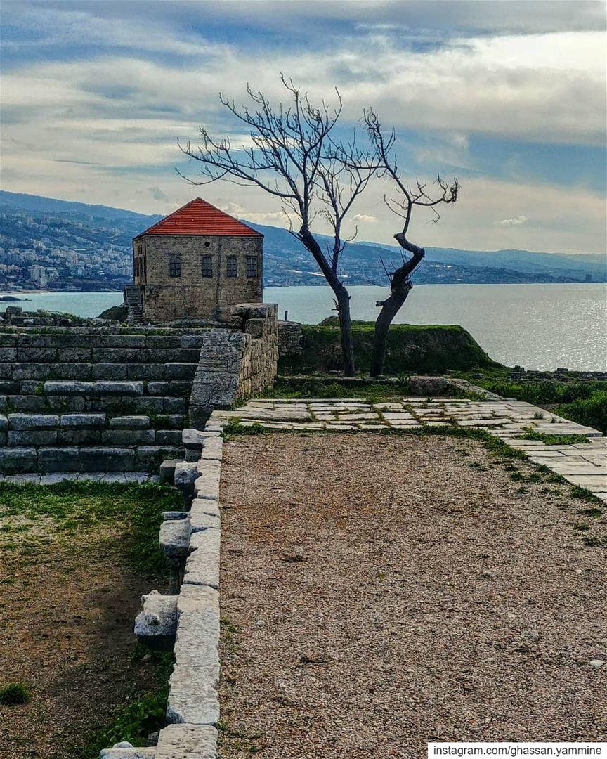 Byblos...By Ghassan_Yammine byblos insta_lebanon livelovelebanon ... (Byblos, Lebanon)