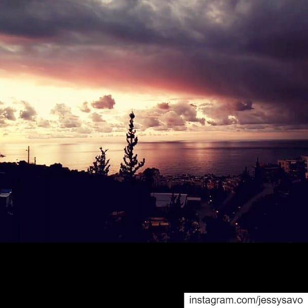 Lebanon Sunsets! 💛...-------------------------------------------------