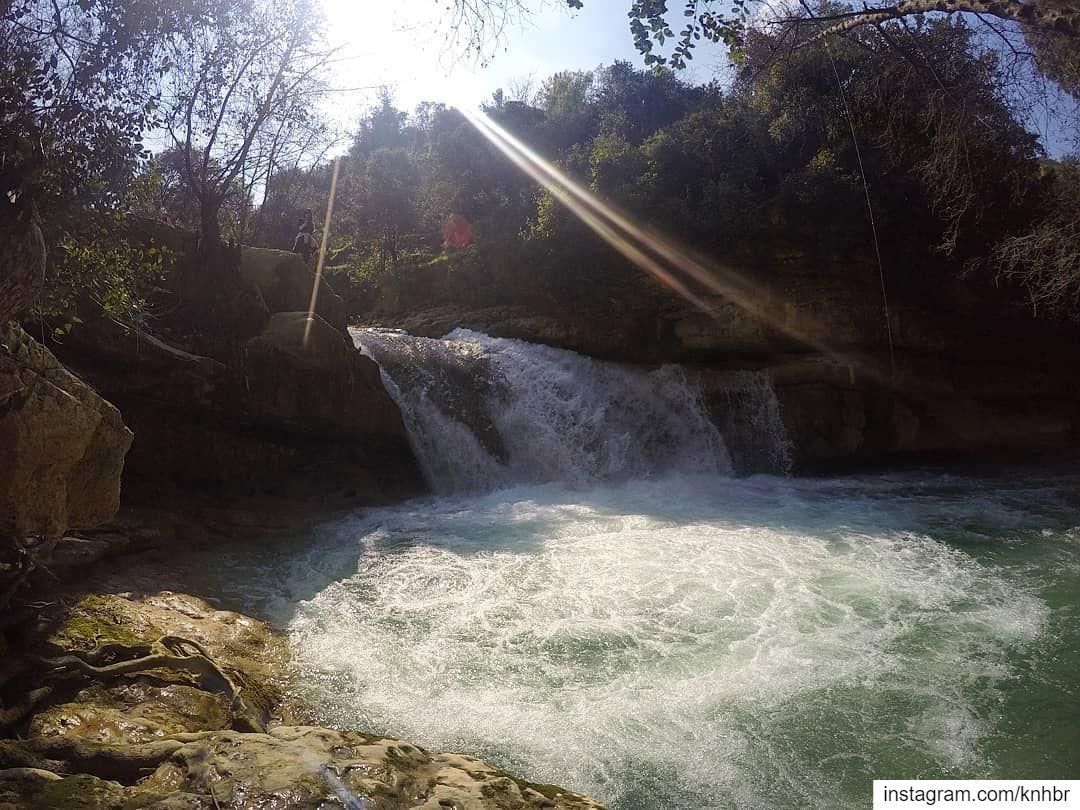wild beautiful and free livelovelebanon waterfallchasing ...