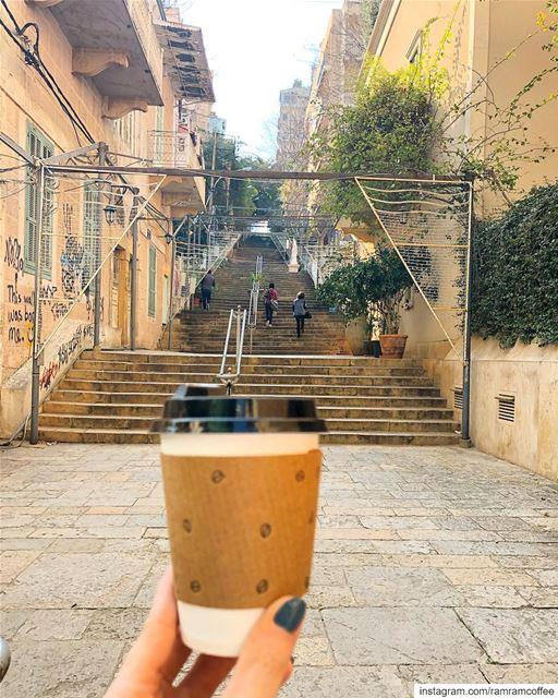 قدس متعتك الصغيرة التي تفرحك حتى لو كانت مجرد كوب قهوة...... (JemmayZeeee)