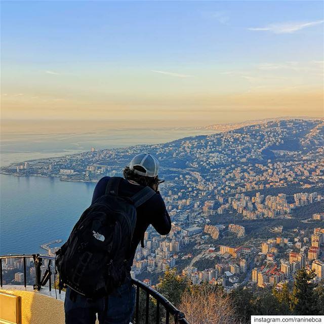 Capturing 📸 (Harîssa, Mont-Liban, Lebanon)