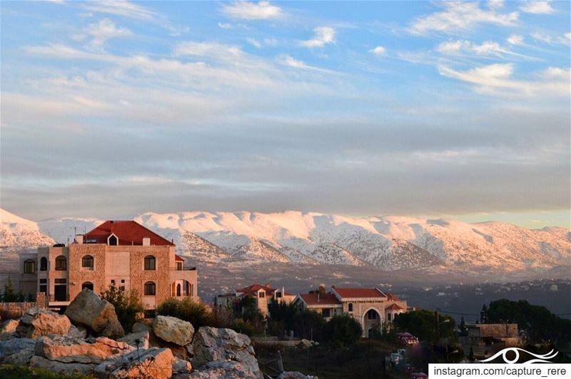 الحياة عبارة عن لعبة.لكلّ محطة فيها مراحل، عليك ان تعيش كل مرحلة فيها للت (Baqâata, Mont-Liban, Lebanon)